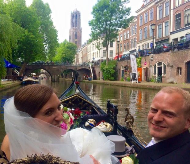 Gondelier Utrecht huwelijk go with the vlo