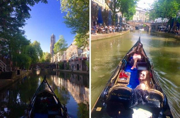 Gondelier van Utrecht go with the vlo zomer