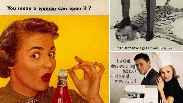 Seksistische advertenties humor go with the vlo