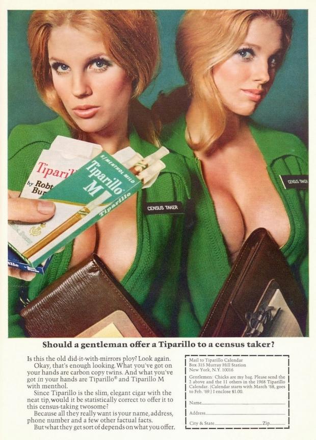Seksistische reclames go with the vlo borsten