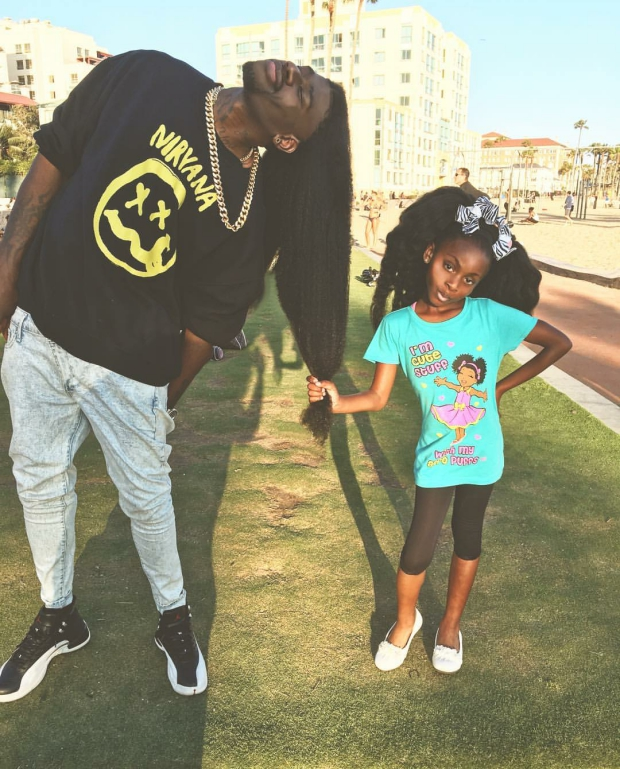 Benny Harlem dochter haren go with the vlo