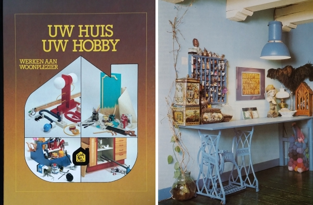Eighties uw huis uw hobby go with the vlo boek
