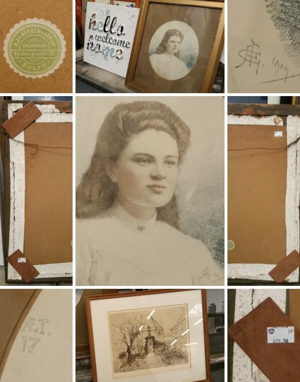 Mona Lisa Schiedam go with the vlo vintage