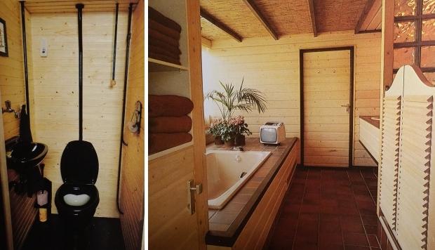 Schrootjes eighties klusboek toilet go with the vlo
