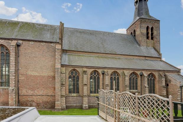 Sint-Maartensdijk opknappertje kerk go with the vlo