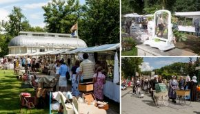 Barneveld Naar Buiten markt go with the vlo 2