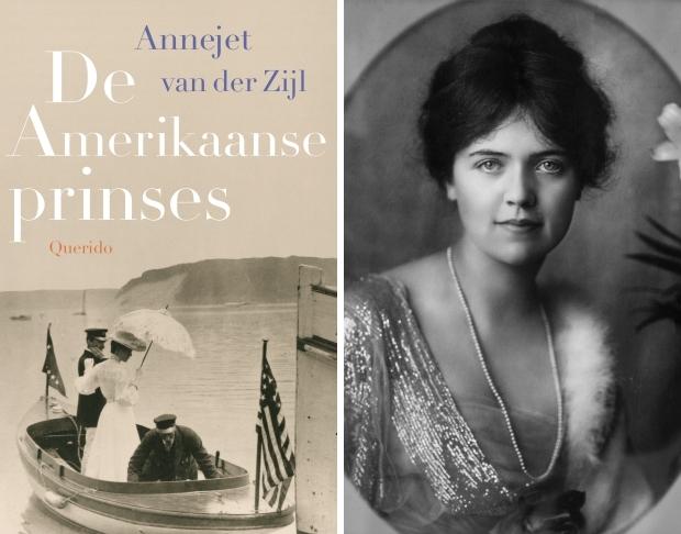 De Amerikaanse prinses Annejet van der Zijl