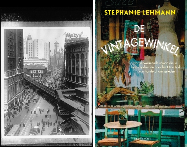 De vintagewinkel Stephanie Lehmann New York go with the vlo