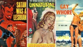 Gay pulp boekjes fifties go with the vlo 3