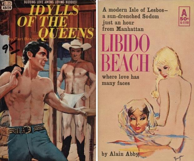 Gay pulp go with the vlo Libido Beach