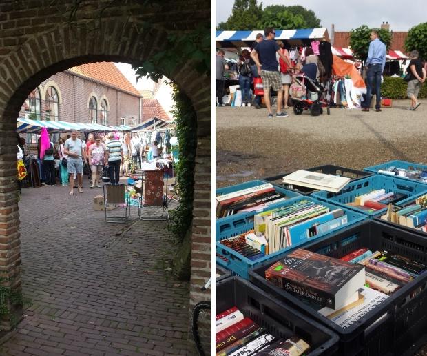 Hattem rommelmarkt boeken go with the vlo
