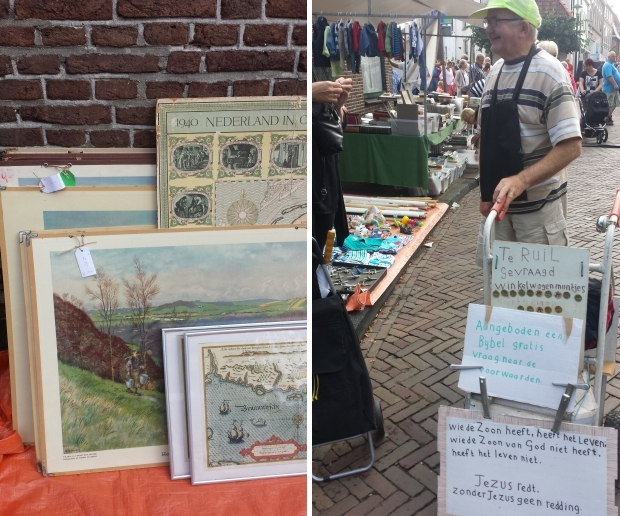 Hattem vlooienmarkt religie go with the vlo