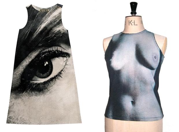 Pop Art borsten shirt museum go with the vlo