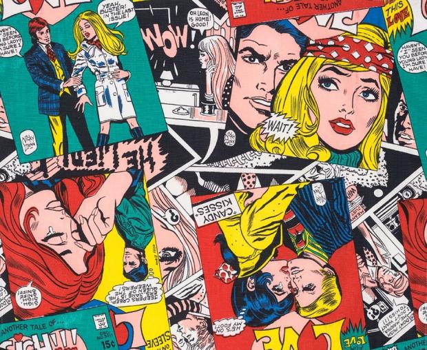 Pop Art tentoonstelling go with the vlo
