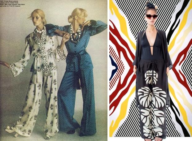 Strandpyjama modern go with the vlo