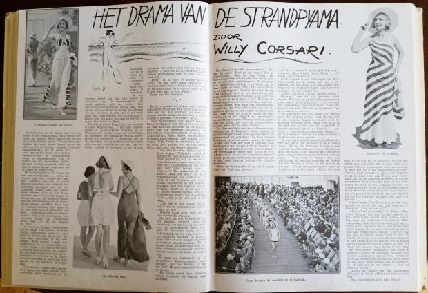 Strandpyjama verhaal go with the vlo