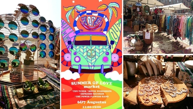 Summer of Love Market go with the vlo 2