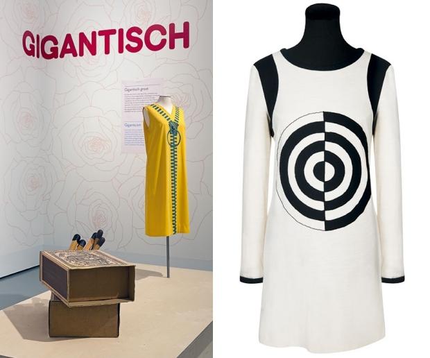 TextielMuseum popart jurken go with the vlo