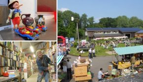 Zomermarkt Emmaus Haarzuilens go with the vlo
