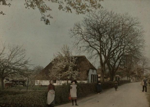 Dorpsgezicht 1913 go with the vlo