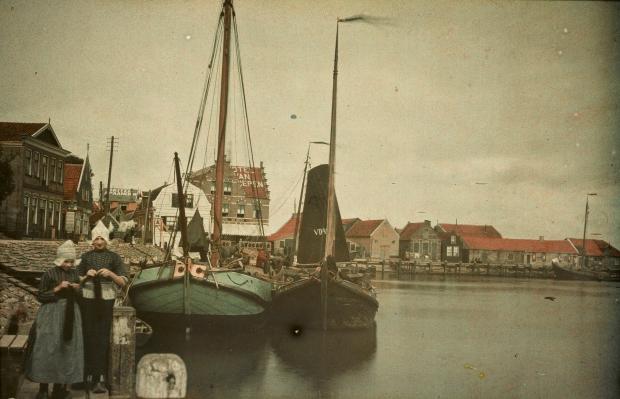 Haven Volendam 1916 go with the vlo