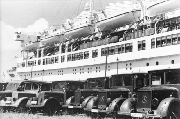 Wilhelm Gustloff nazigoud go with the vlo