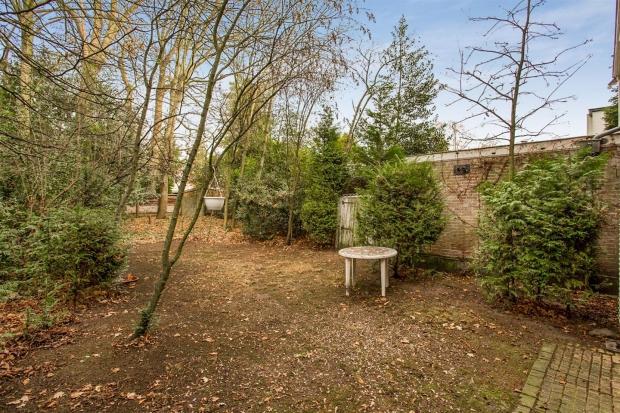 Hilversum villa tuin go with the vlo