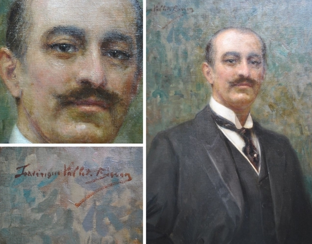 man-schilderij-ebay-frans-go-with-the-vlo