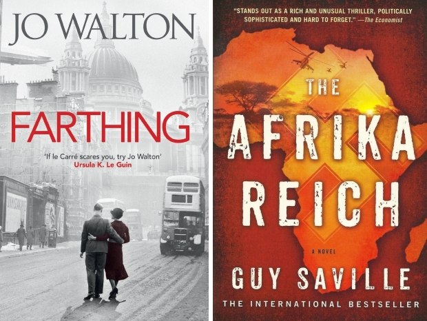 jo-walton-farthing-the-africa-reich-guy-saville-alternate-history-go-with-the-vlo