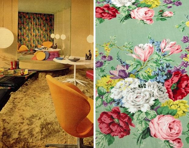 Waar bloeien de mooiste oude bloemengordijnen? | Go with the Vlo