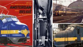 Iconische Beneluxtrein keert terug naar Nederland