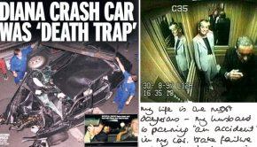 Auto waarin Lady Diana stierf naar museum?
