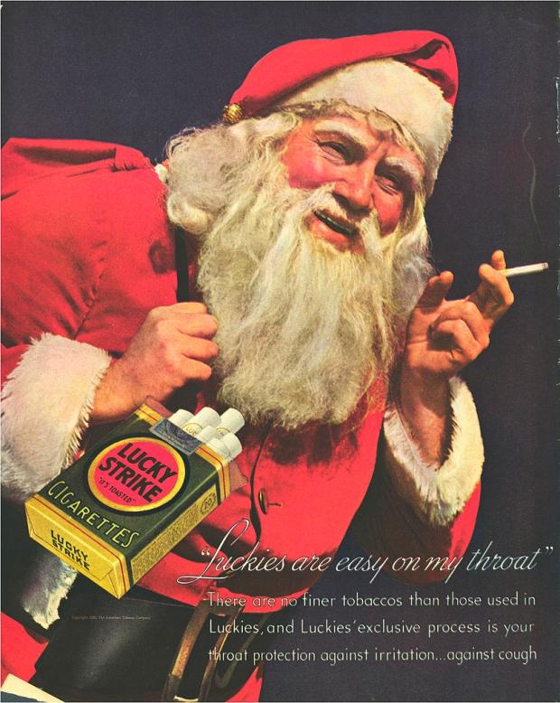lucky-strike-roken-sigaretten-kerstmis-reclame-go-with-the-vlo