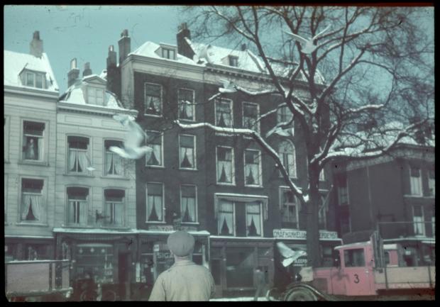 stadsarchief-rotterdam-boompjes-oude-kleurenfoto-richard-boske-go-with-the-vlo