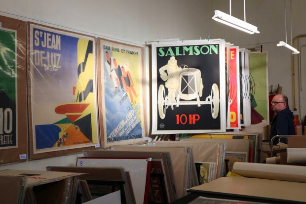 van-sabben-auctions-hoorn-poster-veiling-go-with-the-vlo