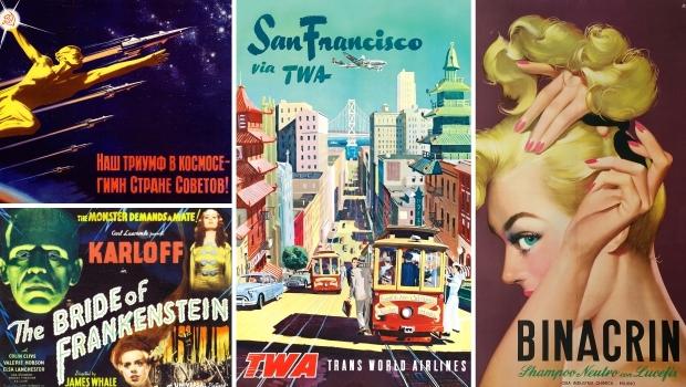 Mooie Posters Kopen : Vintage posters soms voor veel soms voor nop go with the vlo