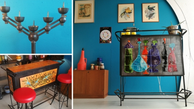 OKER Vintage Interior Eindhoven tegelbar Belarti go with the vlo