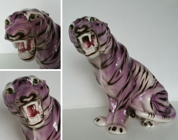 Paarse tijger woonzonden beeld go with the vlo