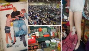 Drie grote vlooienmarkten voor de paasdagen
