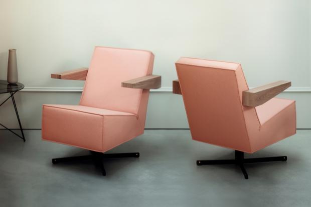 Stoel Gerrit Rietveld : Twee gerrit rietveld stoelen met lekkere korting go with the vlo