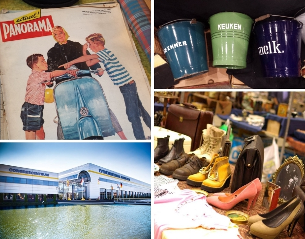 Vlooienmarkt Evenementenhal Gorinchem go with the vlo