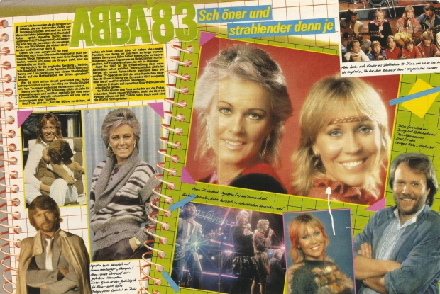 ABBA Bravo 1983 nostalgie reunie go with the vlo