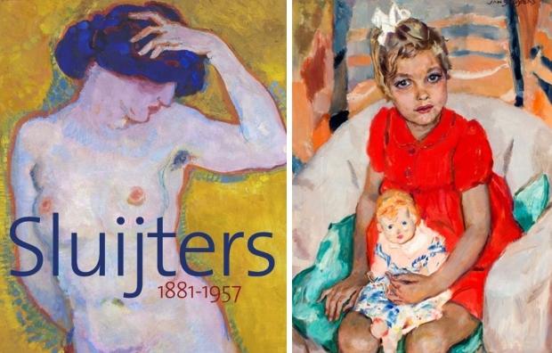 Jan Sluijters schilderijen boek go with the vlo