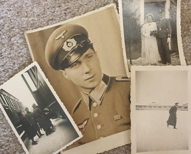 Nazi foto's verzamelen Tweede Wereldoorlog go with the vlo