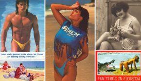 Sexy ansichtkaarten nostalgie historie go with the vlo
