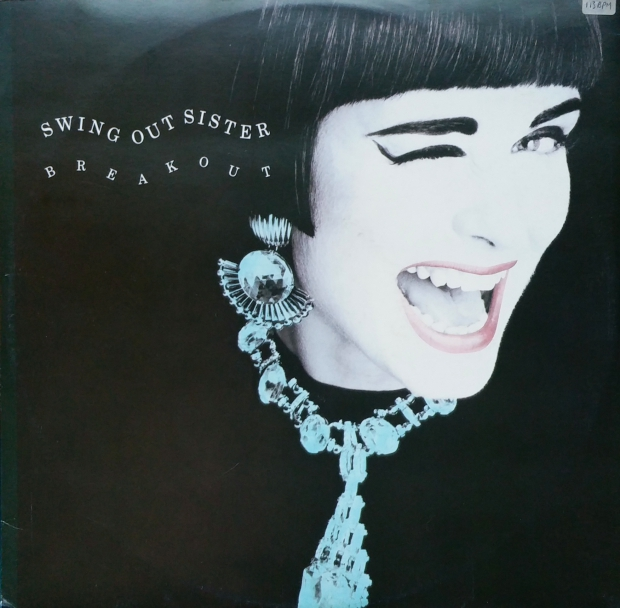 Swing Out Sister vinyl rommelmarkt go with the vlo