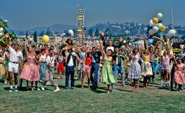 Grease We Go Together film 1978 go with the vlo