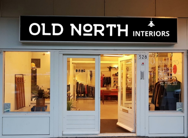 Old North Interiors Rotterdam vintage go with the vlo