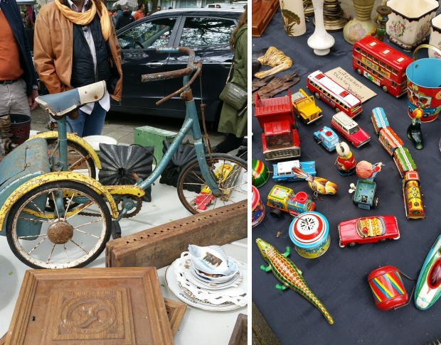 Apollolaan Amsterdam vrijmarkt 2018 speelgoed go with the vlo