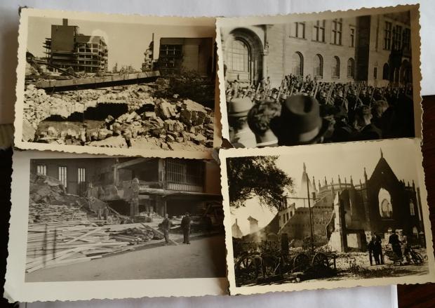 Foto's Tweede Wereldoorlog collectie Danny Post go with the vlo